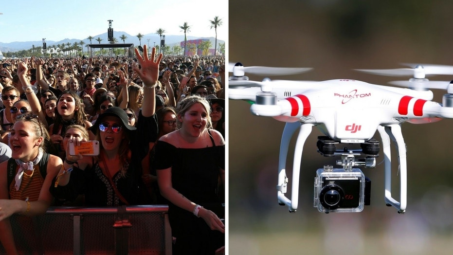 Organizers of the Coachella Valley Music and Arts Festival said they were increasing security and using drones in order to avoid an attack like Las Vegas.