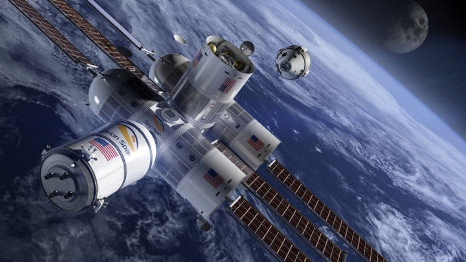1523037242879 - Company plans'the first luxury hotel in space' at a price of $9.5 million per visit