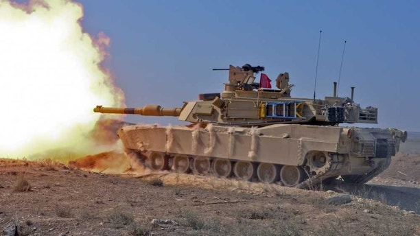 New foam armor for tanks can pulverize enemies fox news - Army tank pictures ...