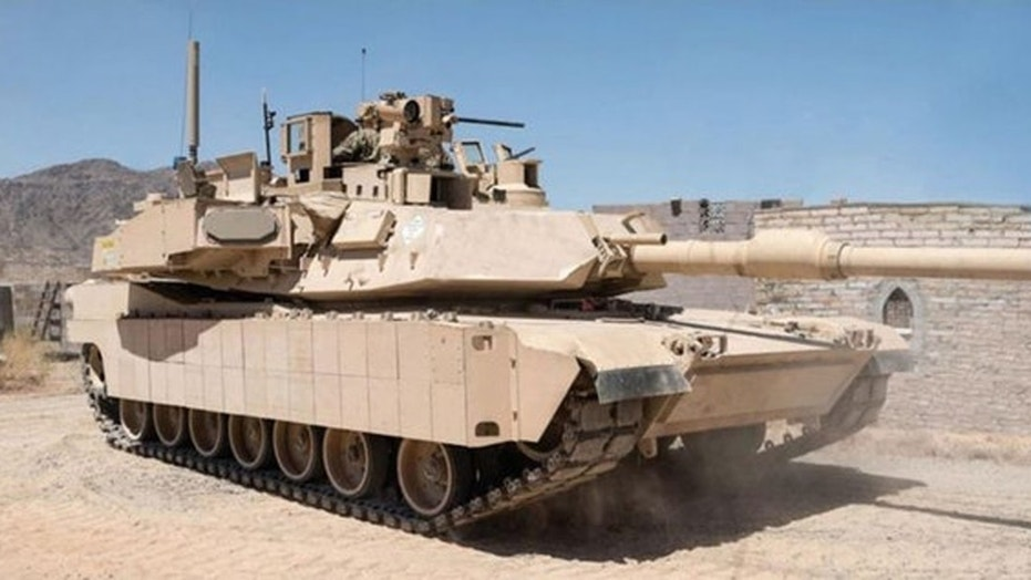 The Army is sending more Active Protection Systems systems on Abrams tanks to Europe to counter Russia. (Credit: US Army)