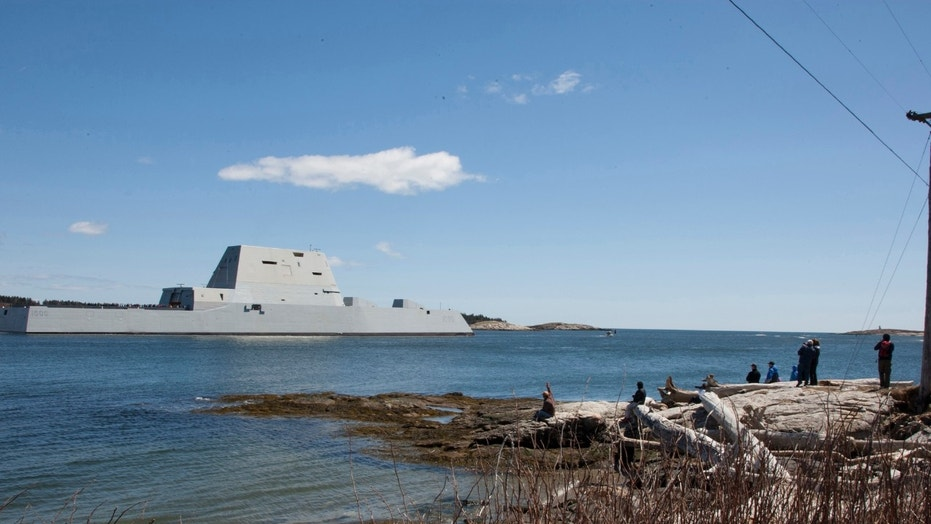 1524143563481 - Navy's stealthy USS Zumwalt will fire its first missile next year