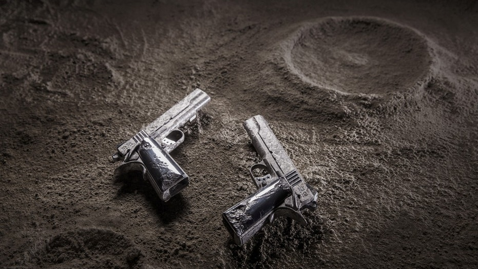 'Holy grail' of guns made: Company sells $4.5M pistols made from … – Fox News