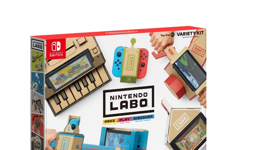 Nintendo Labo review: When toys come to life | Fox News on operating system designer, marketing designer, php designer, word designer, form designer, audio designer, database designer, html5 designer,