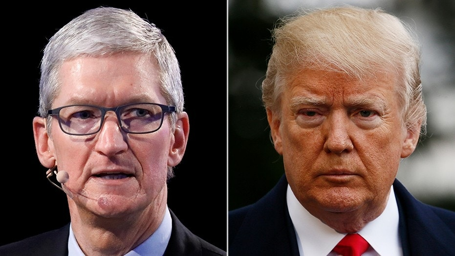 1526393287570 - Apple's Tim Cook attacks Trump over tariffs, trade in new interview