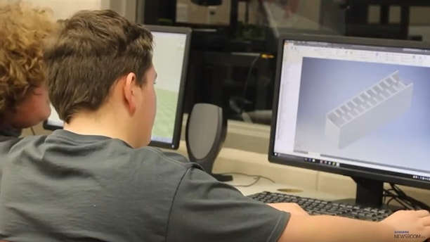 1526414243966 - Kentucky middle schoolers design 3D-printed device to help fight opioid crisis