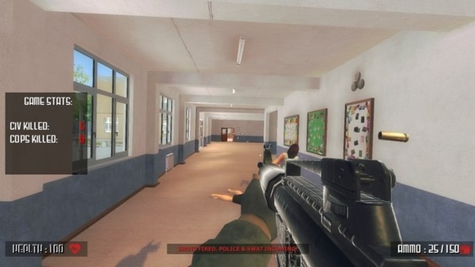 Games Valve Receiving Criticism for Active Shooter Game on Steam