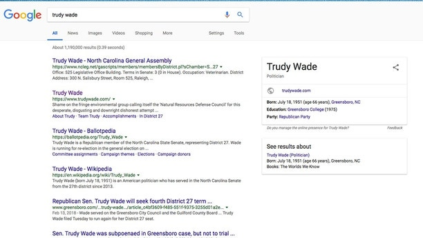 Trudy Wade After