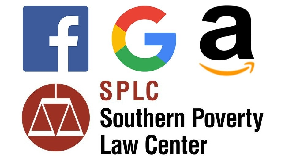 Facebook, Google and Amazon are among the tech giants to do business with the far-left Southern Poverty Law Center.