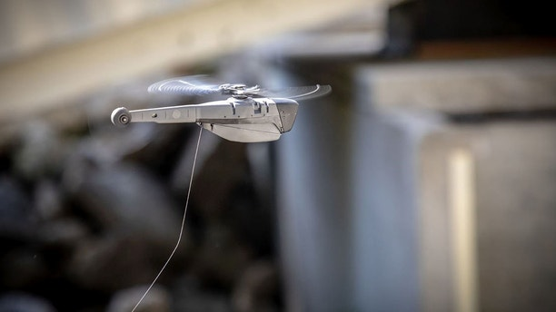 1528998992197 - Eurosatory 2018: Pocket-sized spy drone is a powerful eye in the sky for US troops