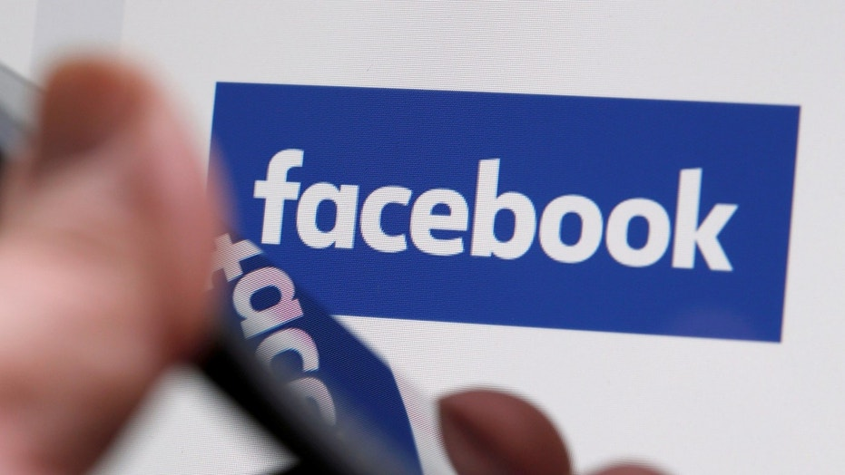 File photo - The Facebook logo is displayed on their website in an illustration photo taken in Bordeaux, France, Feb. 1, 2017. (REUTERS/Regis Duvignau)