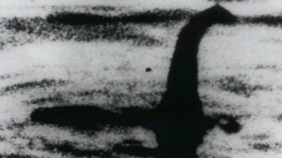 A 1934 photo supposedly of the Loch Ness Monster that was later proven to be a hoax. (Credit: Getty)