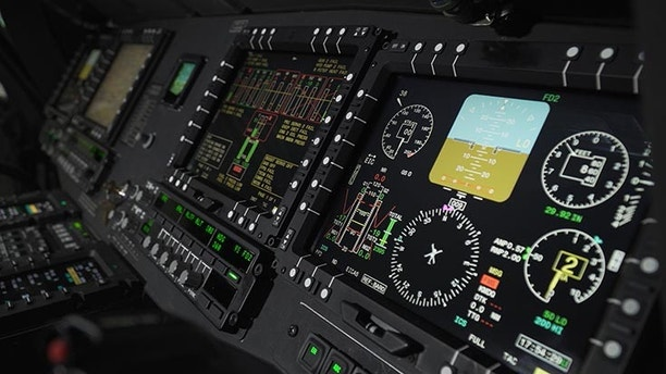 UH-60 Digital Cockpit