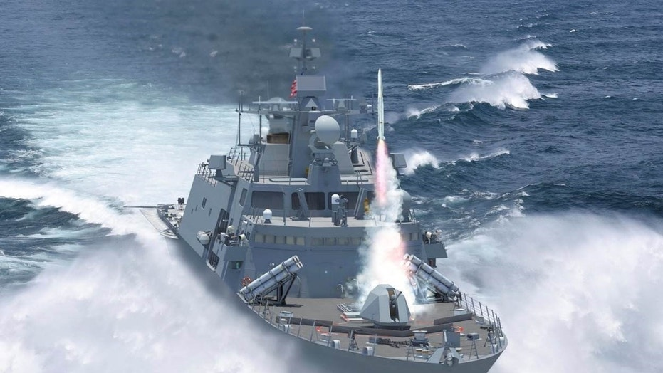 Lockheed Martin received a $15 million conceptual design contract from the U.S. Navy to mature its Frigate design.