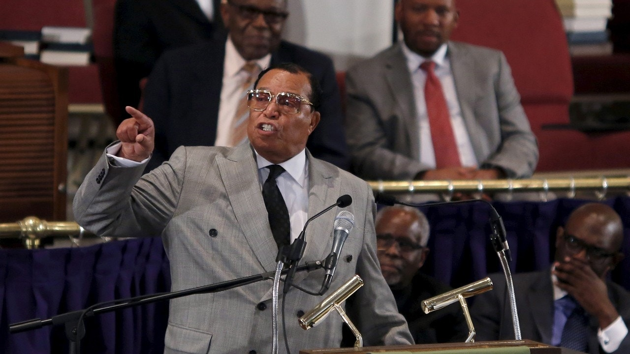 Facebook Nixes Farrakhan Video Opposing Interracial Marriage After Outcry
