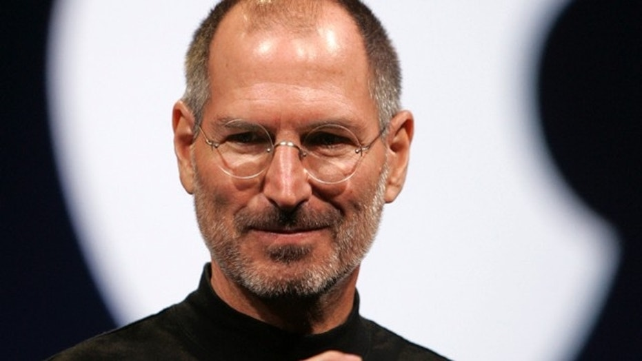 File photo - Apple founder Steve Jobs, seen here in 2007 introducing the Apple Nano in San Francisco.