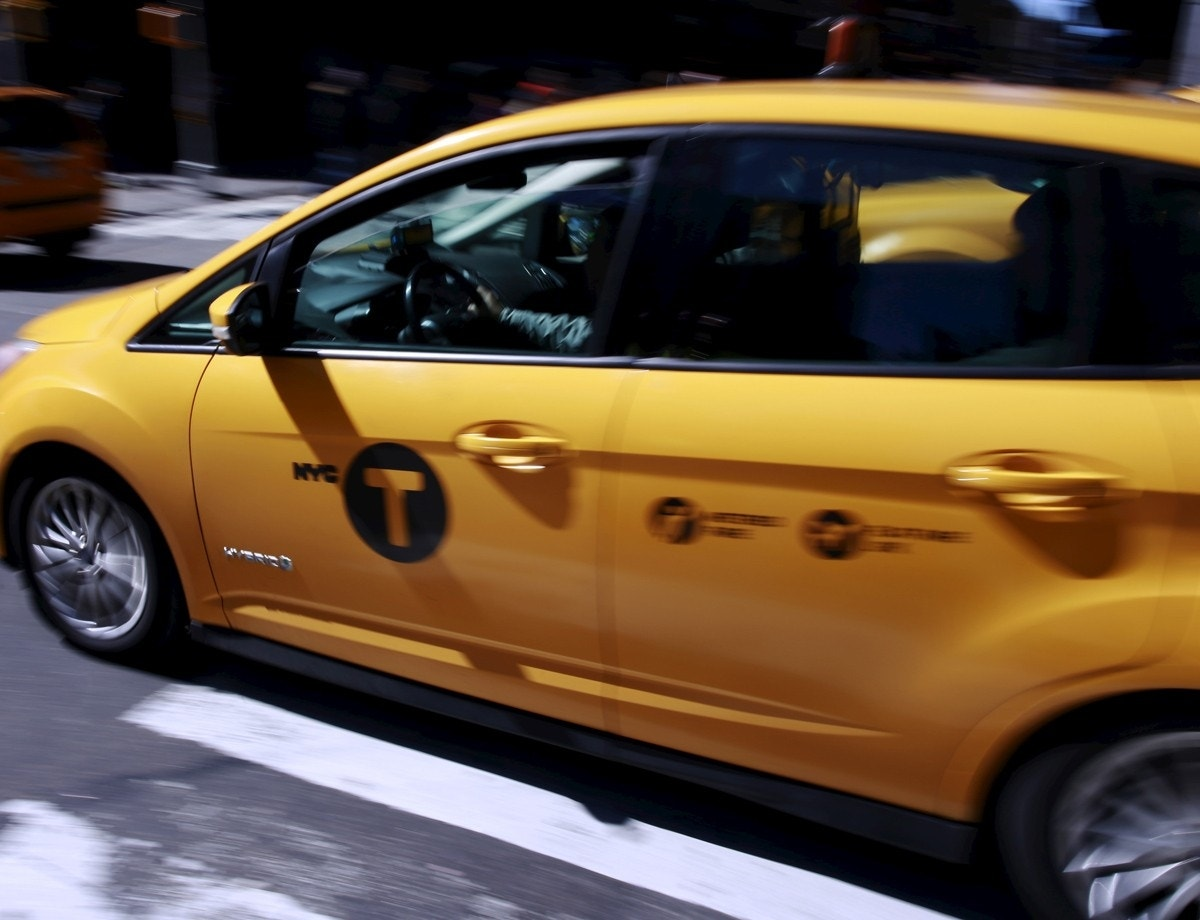 Yellow Cabs Now Have their own Uber-like App