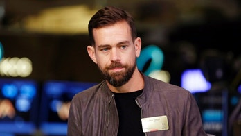 """FILE- In this Nov. 19, 2015, file photo Square CEO Jack Dorsey is interviewed on the floor of the New York Stock Exchange. After long resisting change, Twitter CEODorsey wants to revamp the """"core"""" of the service to fight rampant abuse and misinformation. (AP Photo/Richard Drew, File)"""