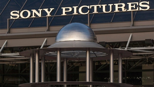 FILE - This Dec. 19, 2014 file photo shows an exterior view of the Sony Pictures Plaza building in Culver City, Calif. The Justice Department is preparing to announce charges in connection with a devastating 2014 hack of Sony Pictures Entertainment. (AP Photo/Damian Dovarganes, File)