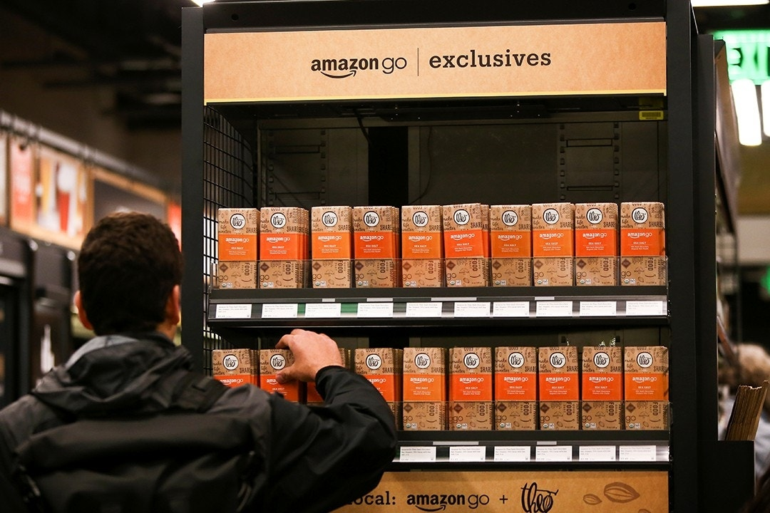 Amazon set to roll out thousands of Amazon Go stores by 2021, report says | Fox News