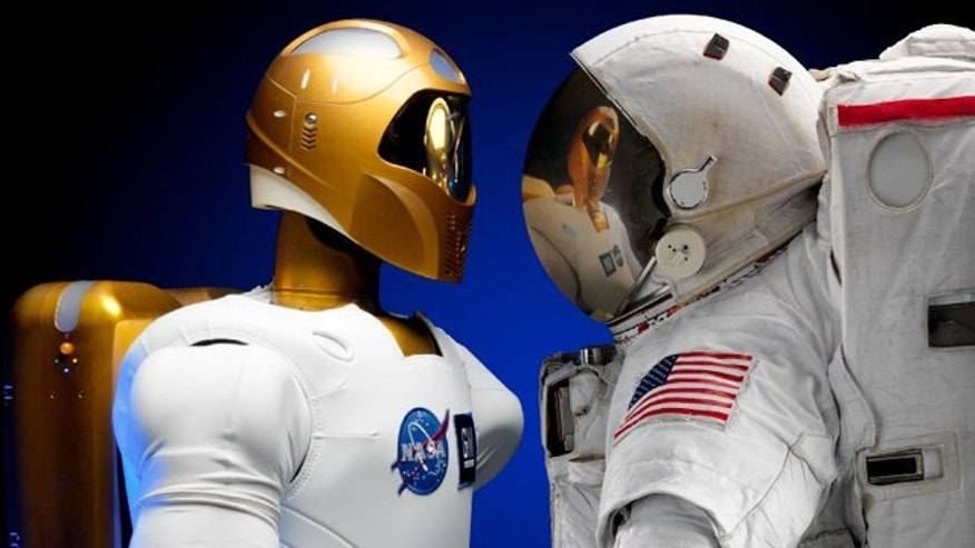 NASA to Send Robot Astronaut Into Space