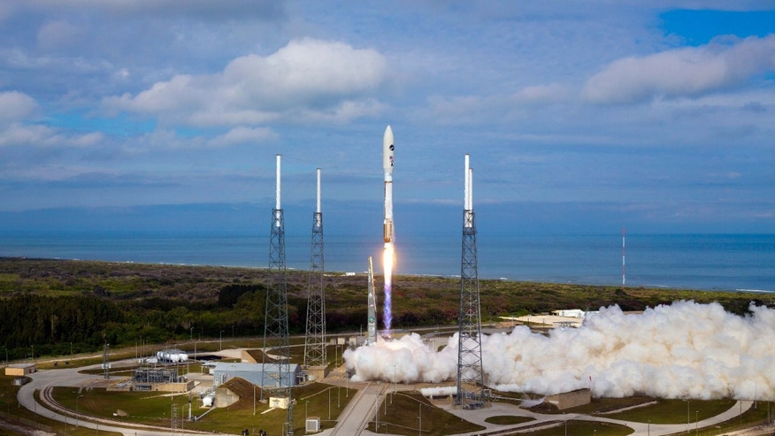 Launch of Atlas V OTV3 from Cape Canaveral AFS, FL. December 11, 2012