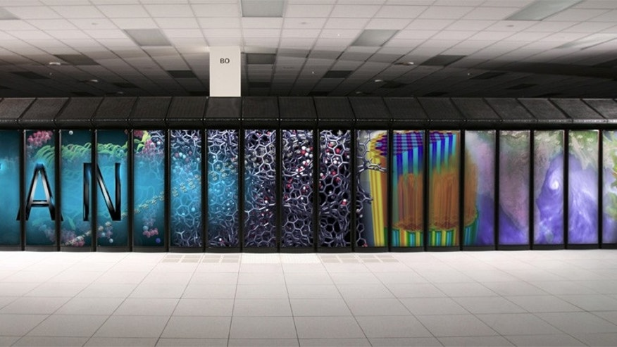 1. Titan (Cray, Inc., 17590.0 TFlops/s) at Oak Ridge National Laboratory in Oak Ridge, TN