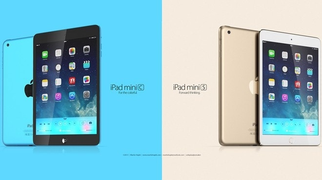 Sneak peek: Will the new iPad come in gold and color?