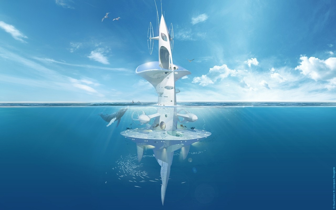 Amazing ships of the future