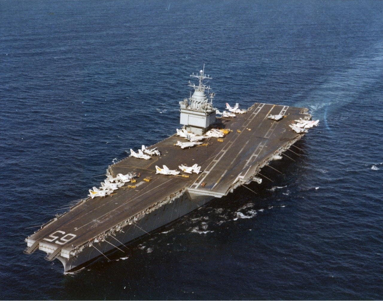 Historic aircraft carriers in pictures | Fox News