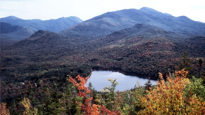 The Adirondack Mountains (rst.gsfc.nasa.gov)