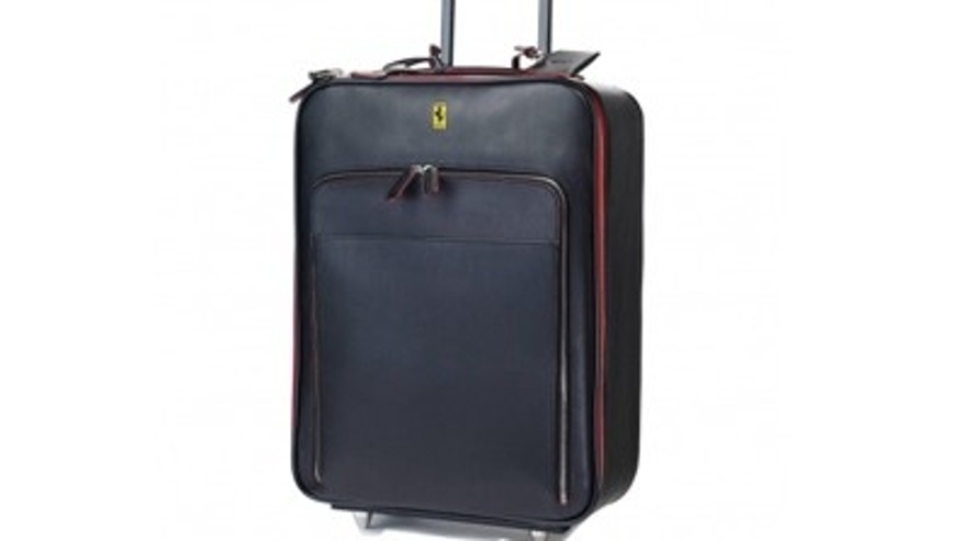 Ferrari Metal Trademark Trolley