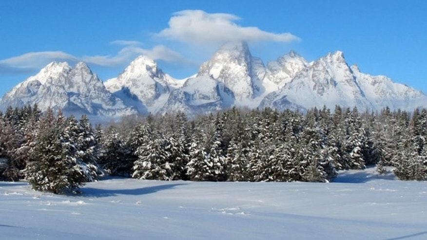 Grand Teton National Park (Photo by: Dina Mishev)