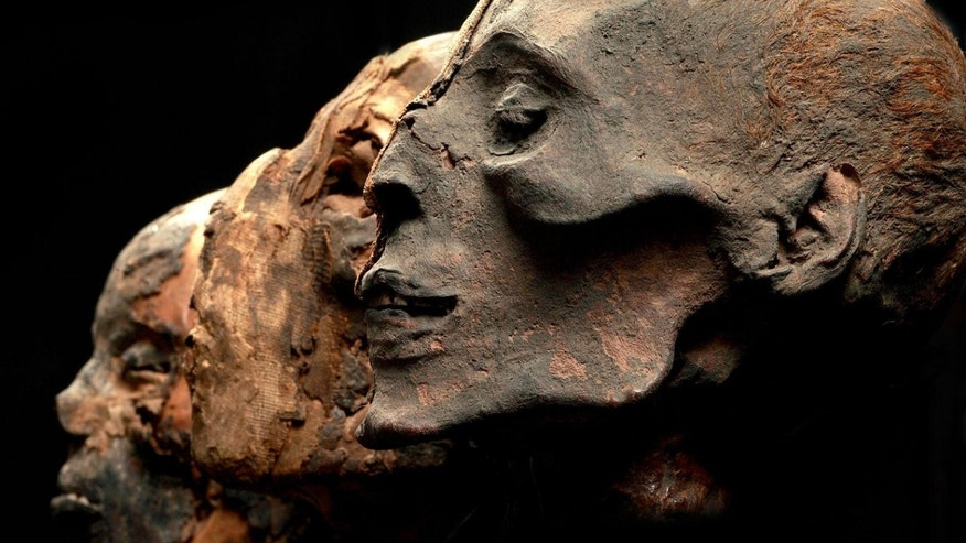 Top 10 Most Shocking Mummies In The World