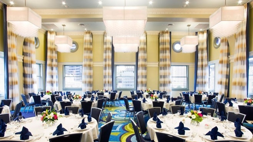 VENUE: Courtyard by Marriott in Historic Pioneer Square