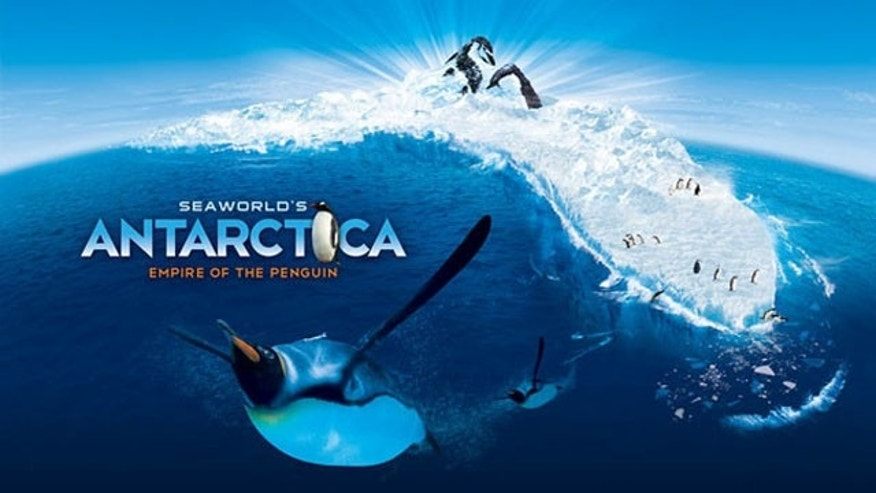 SeaWorld Orlando is announcing Antarctica: Empire of the Penguin, one to three new attractions at it theme park.