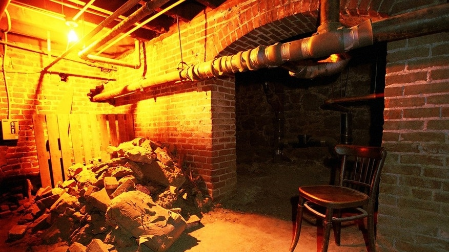 Able-bodied men were kidnapped and transported through these underground chambers, known as the Shanghai Tunnels in Portland, Oregon and forced into slave labor..