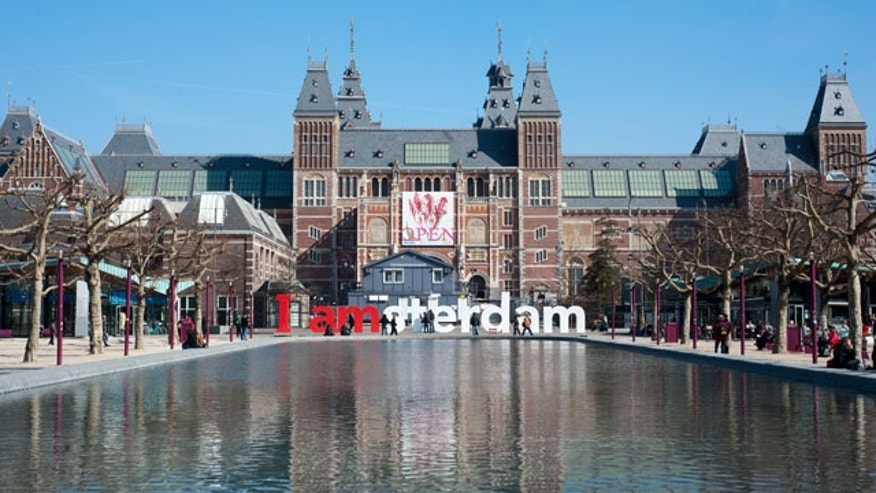 Amsterdam's flagship museum, the Rijksmuseum, remains one of the city's finest attractions, drawing thousands of visitors every week.