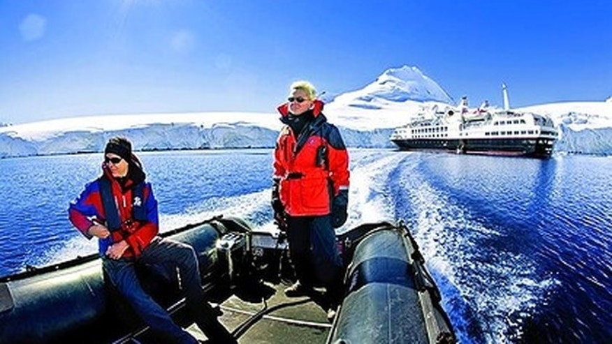 Antarctica cruises are suited for travelers looking for rugged natural beauty and those who can handle the cold.