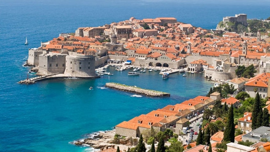 "Dubbed by Lord Byron as the ""pearl of the Adriatic,"" Dubrovnik, Croatia, is one of the finest examples of a town that has retained virtually all of its authentic old-world charm."