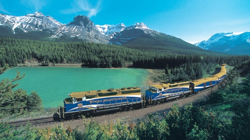 Rocky Mountaineer takes passengers through the immense beauty of Western Canada.