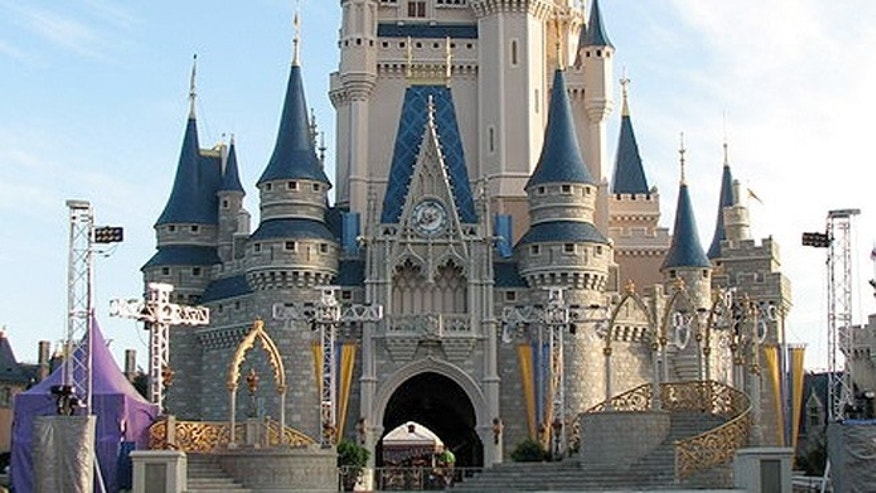 Cinderella Castle in Walt Disney World
