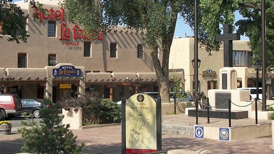 In second is Taos, N.M.  The city's plaza and its many galleries share a deep Hispanic and Native American past.