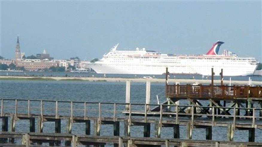 April 18, 2012:  For more than two years the debate over cruise ships in Charleston has raged, with preservationists saying the city's historic character is at stake, while supporters claim they bring needed jobs.