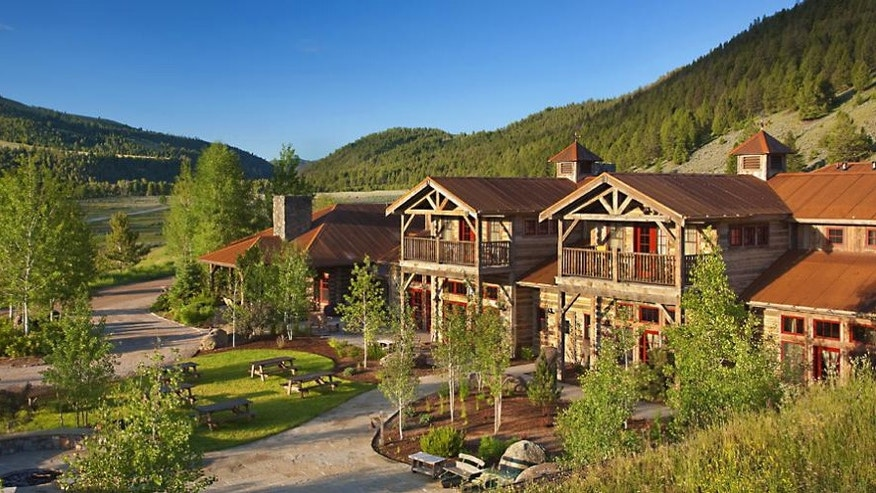 The Ranch at Rock Creek resort includes every kind of outdoor activity imaginable. Ride a horse. Learn to fly fish. Hone your archery skills, grab a mountain bike and go, take a guided hike through pristine wilderness, play paintball, shoot clay pigeons.