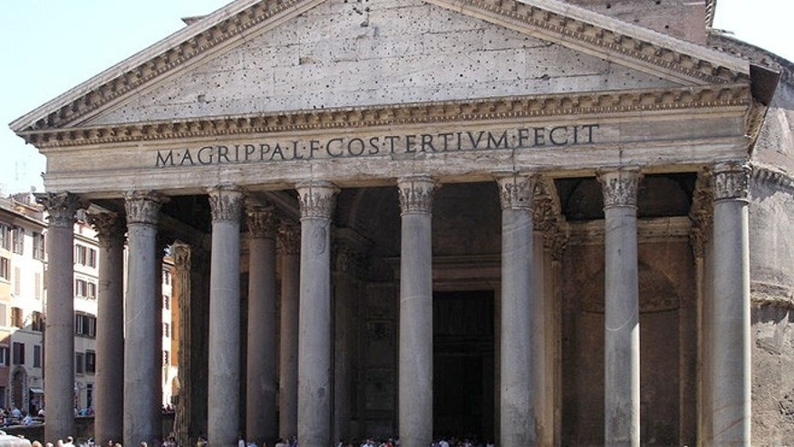 The Pantheon has been a meeting place for politicians and the army, used as a Roman Catholic church and a tomb.