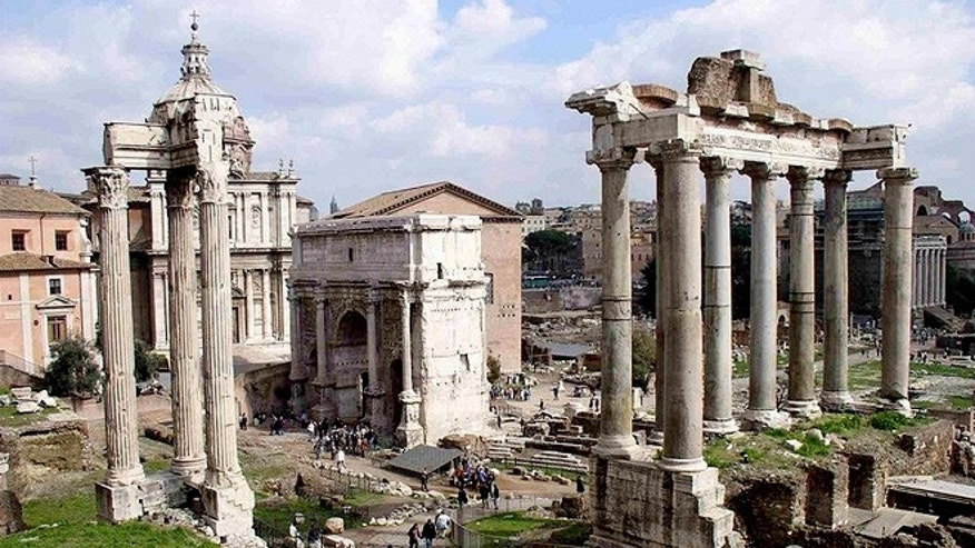 The Roman Forum has been a venue for public speeches, criminal trials, and gladiatorial matches.