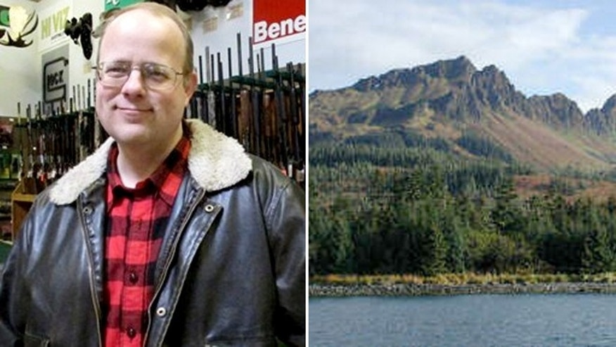 May 7, 2012: Charles Baird plans to live on Latouche Island in Alaska's Prince William Sound for a year homesteading and filming his adventure.