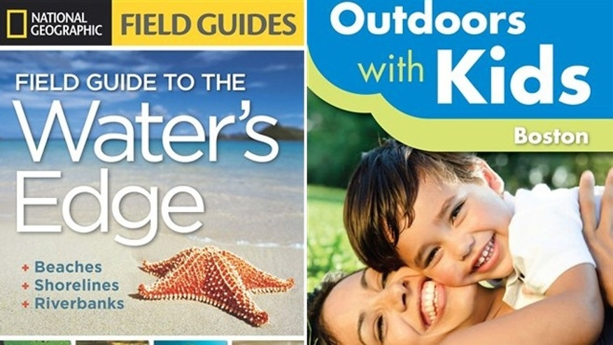 "The ""Field Guide to the Water's Edge,"" is is co-authored by Stephen Leatherman, aka Dr. Beach. ""Outdoors with Kids: Boston,"" which lists 100 places to explore in and around each city."