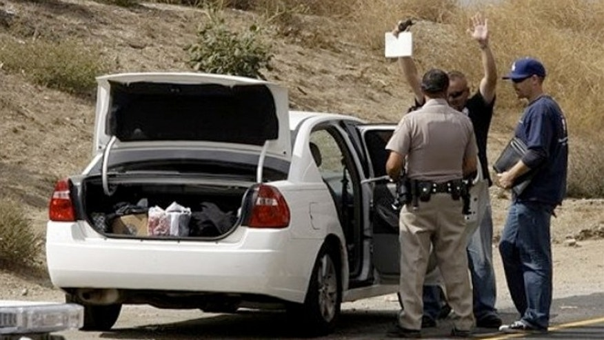 The life of a California Highway Patrol officer is not always glamourous, especially during summer travel season.