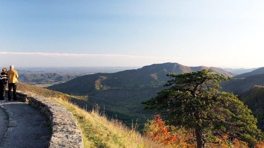 Take a road trip to Shenandoah National Park, a one-tank drive from Washington, D.C.